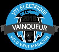 VTT électrique de l'année Trail 8 Moustache